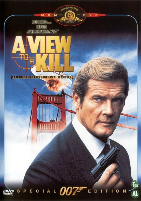 007 A VIEW TO A KILL 007 ???????????????