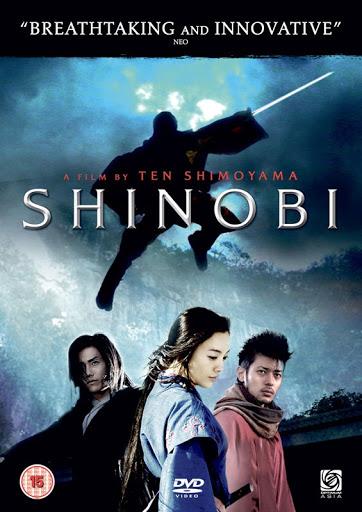 ดูหนัง HD ออนไลน์ Shinobi (2005) ชิโนบิ นินจาดวงตาสยบมาร Master DVD Bluray พากย์ไทย