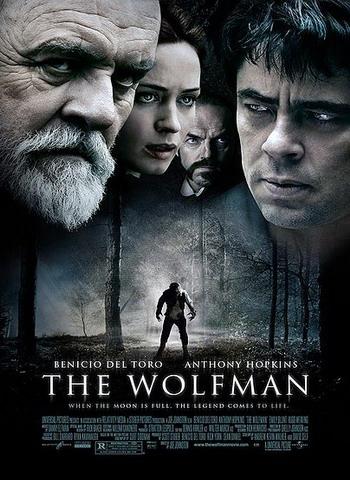 ดูหนังออนไลน์ The Wolfman มนุษย์หมาป่า ราชันย์อำมหิต