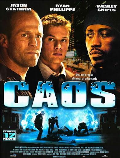 ดูหนังออนไลน์ Chaos หักแผนจารกรรมสะท้านโลก
