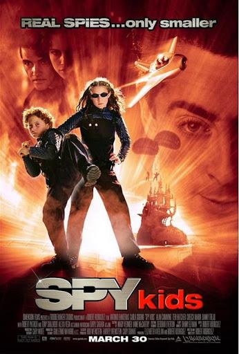Spy Kids 1 พยัคฆ์จิ๋วไฮเทคผ่าโลก ดูหนังออนไลน์ HD ฟรี | ดูซีรี่ย์ | ดูหนังโป้ 18+ | ทีวีย้อนหลัง | ดูหนัง DVD | การ์ตูนออนไลน์