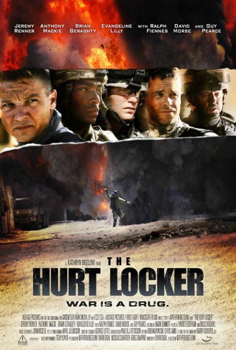 The Hurt Locker (2008) หน่วยระห่ำ ปลดล็อคระเบิดโลก - ดูหนังออนไลน์ | หนัง HD | หนังมาสเตอร์ | ดูหนังฟรี เด็กซ่าดอทคอม